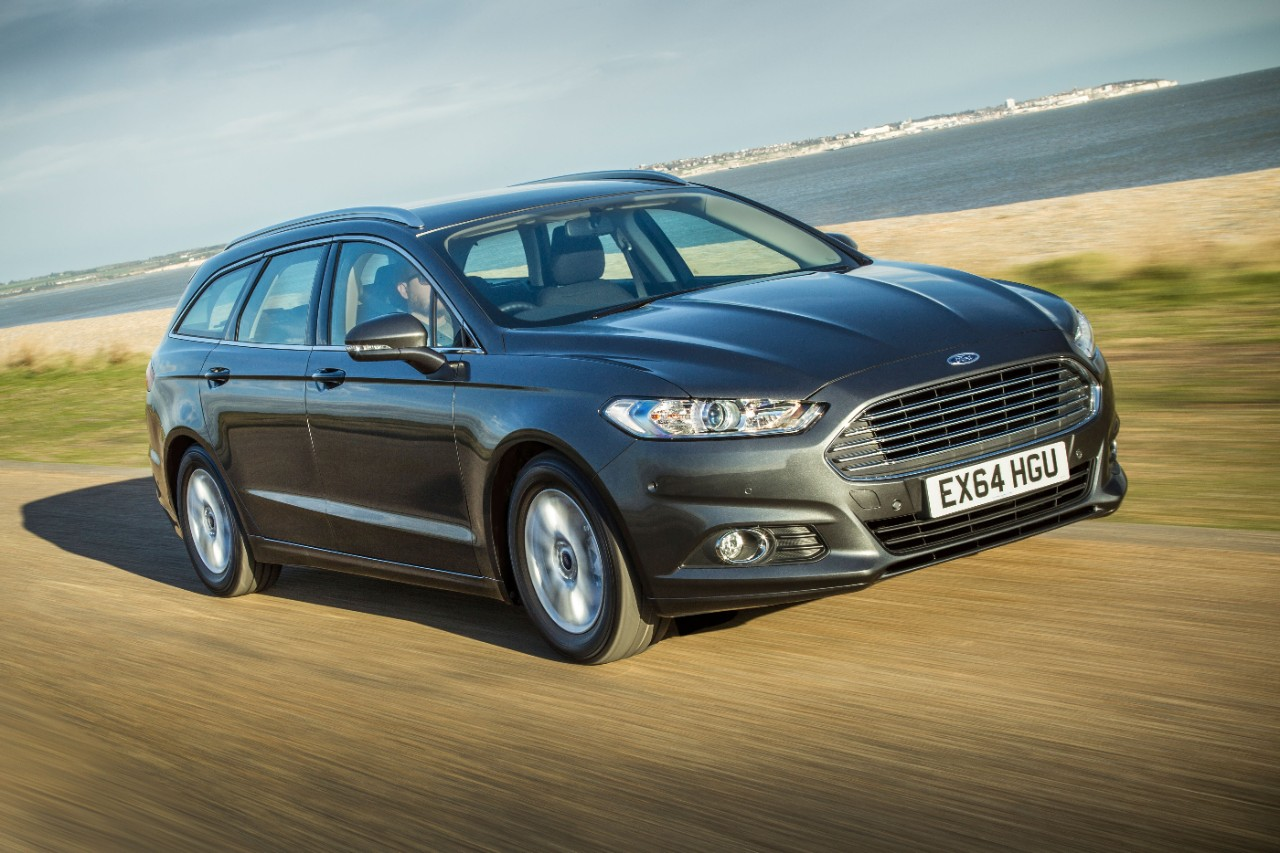 All-new Ford Mondeo Estate wins Best Estate in the 2015 What Car Awards-4