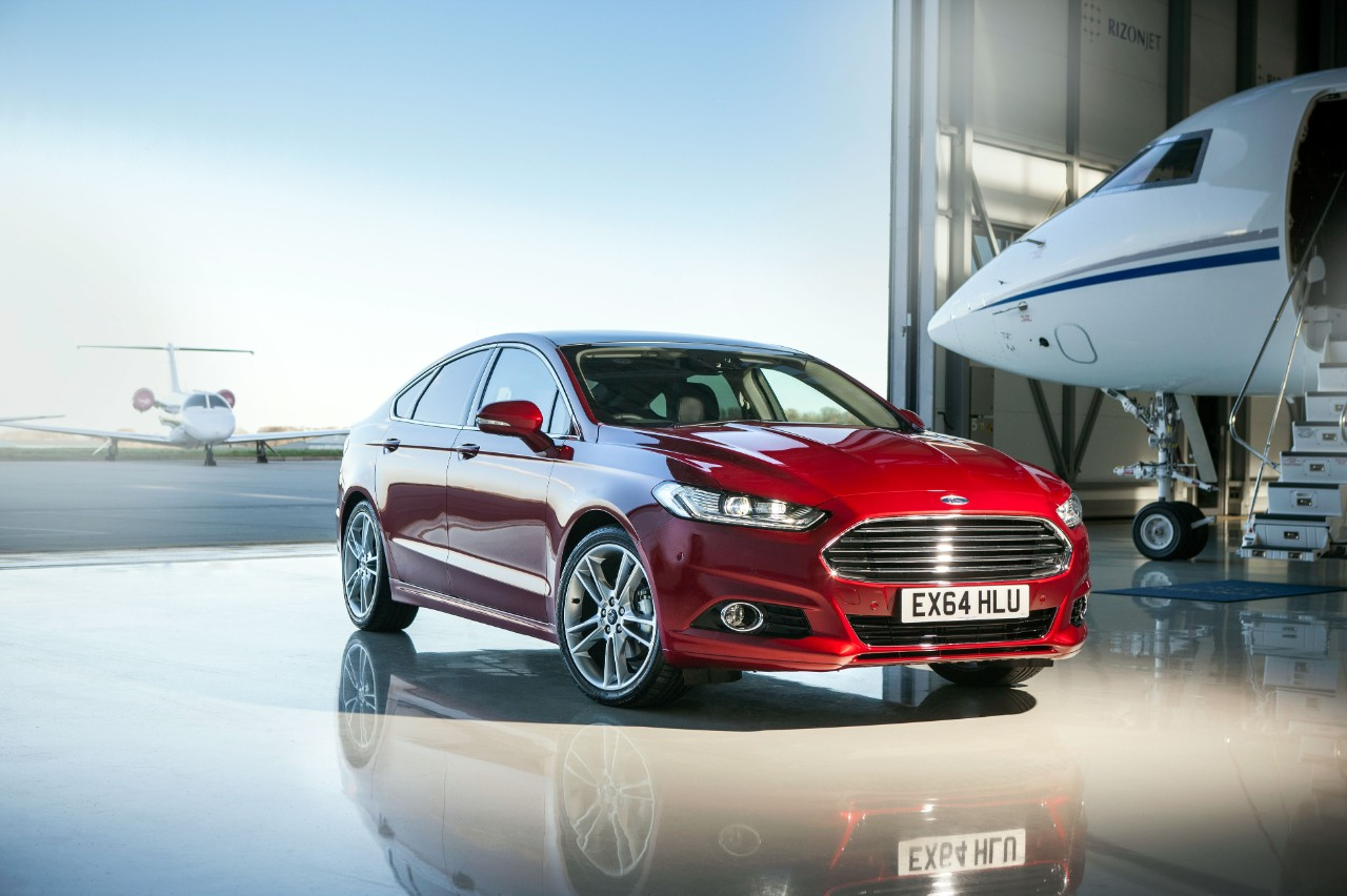 All-new Ford Mondeo is UK's Best Family Car 01