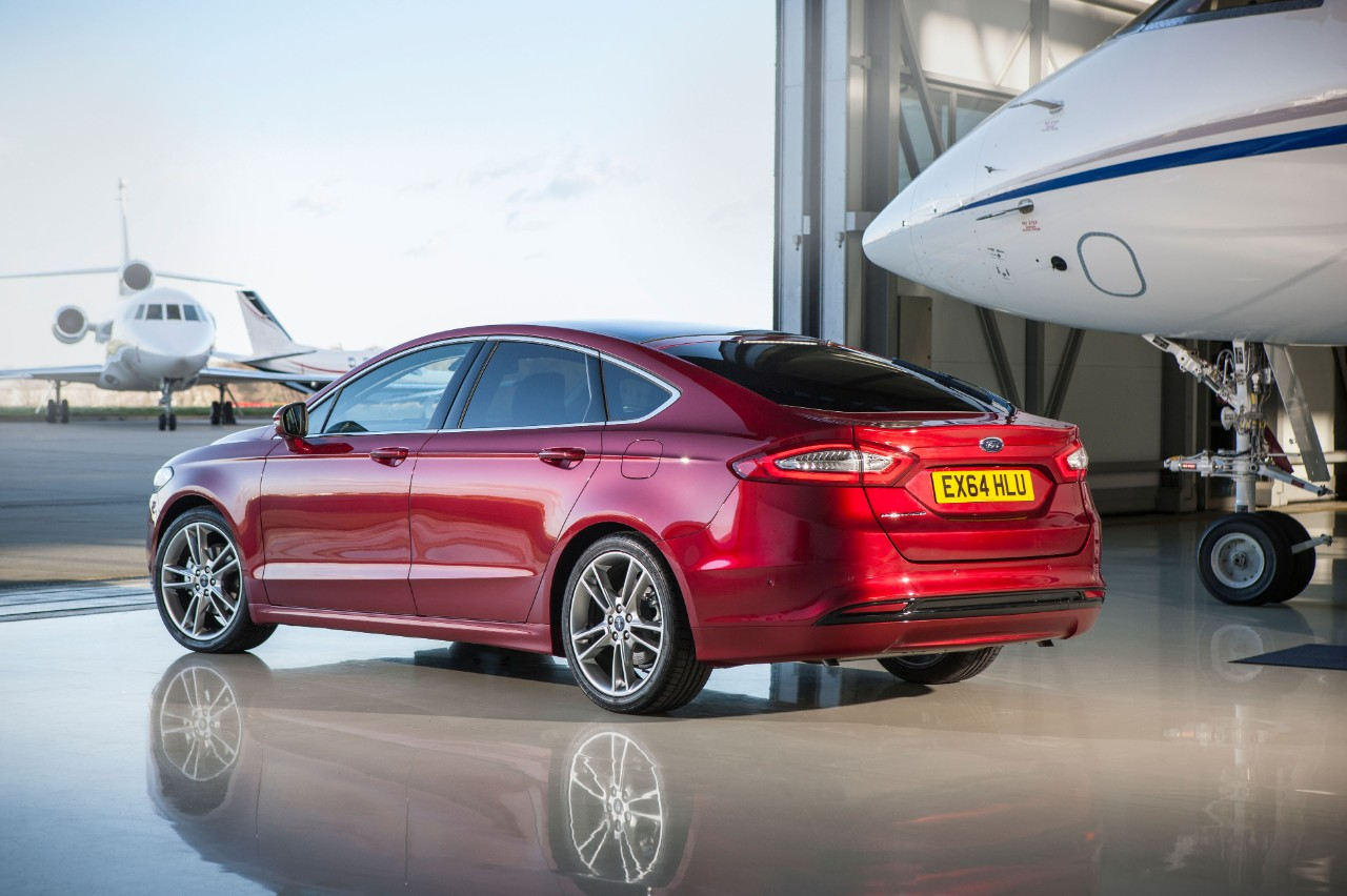 All-new Ford Mondeo is UK's Best Family Car 03