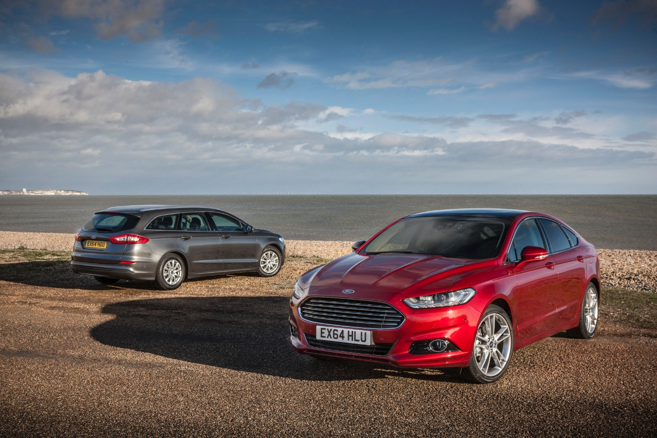All-new Ford Mondeo is UK's Best Family Car 04