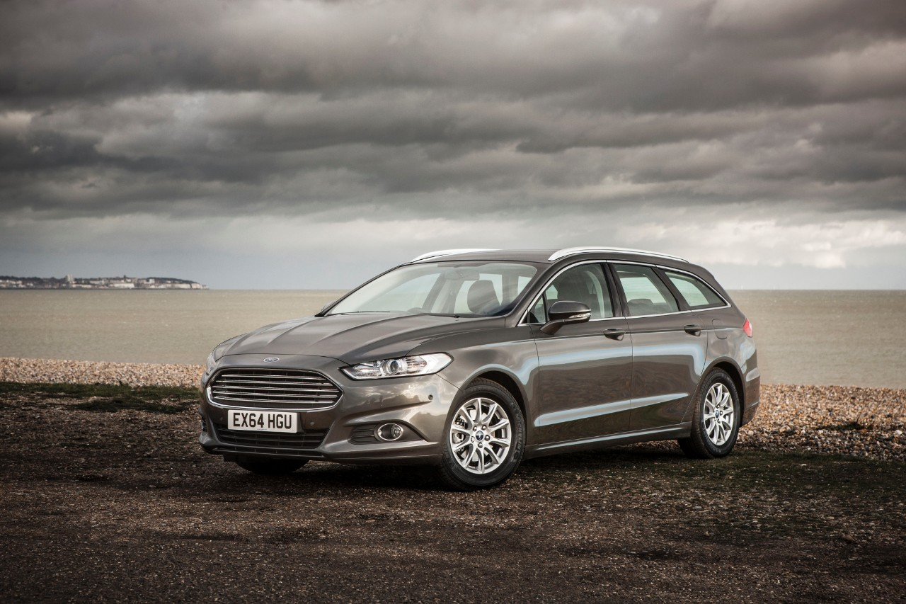 All-new Ford Mondeo is UK's Best Family Car 05