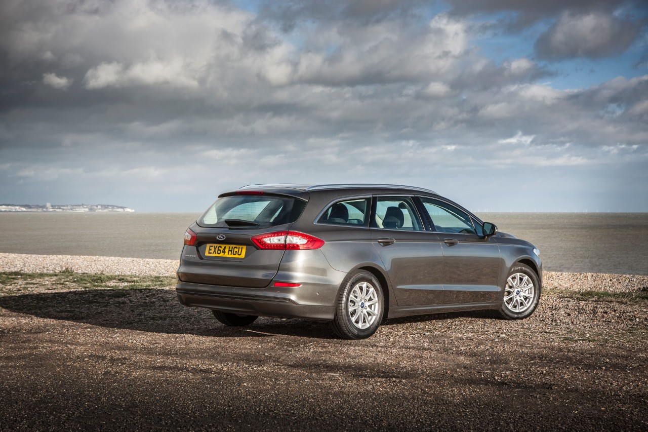 All-new Ford Mondeo is UK's Best Family Car 06