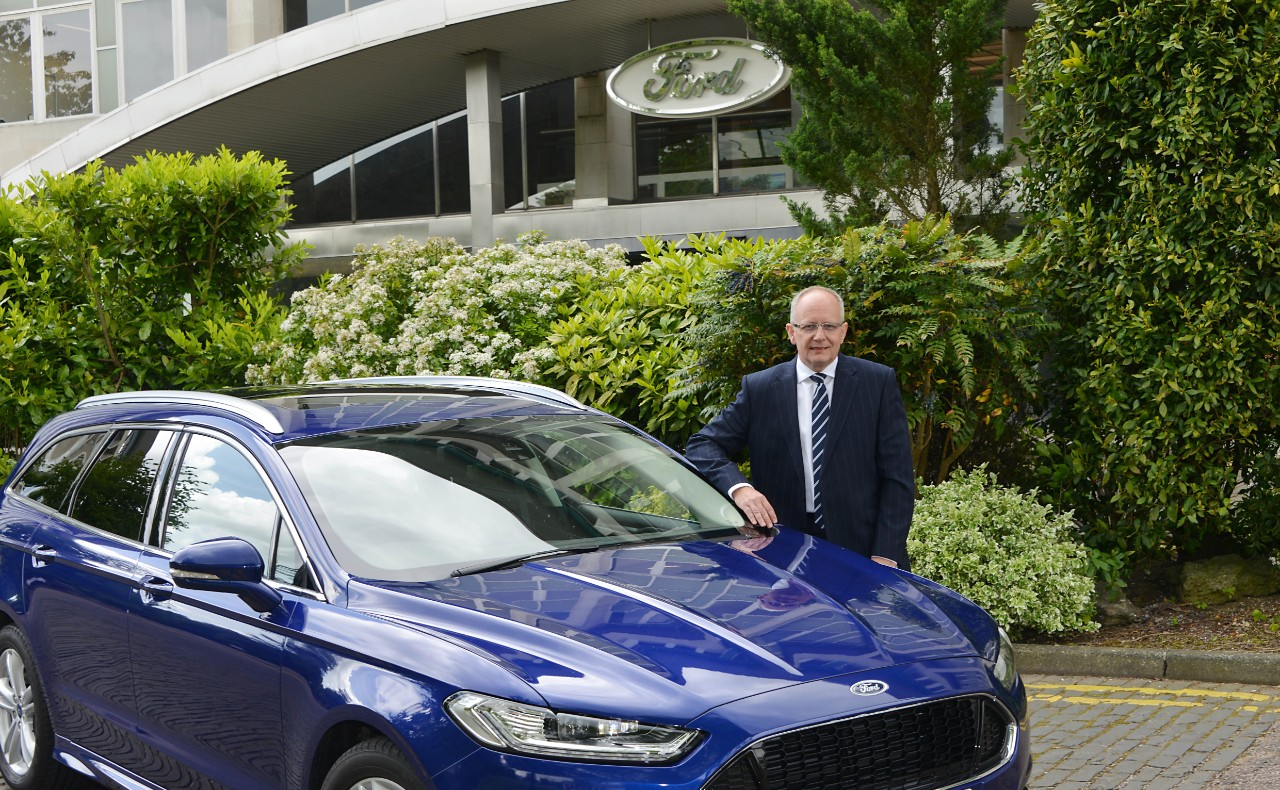 Andy Barratt has been appointed chairman and managing director, Ford of Britain