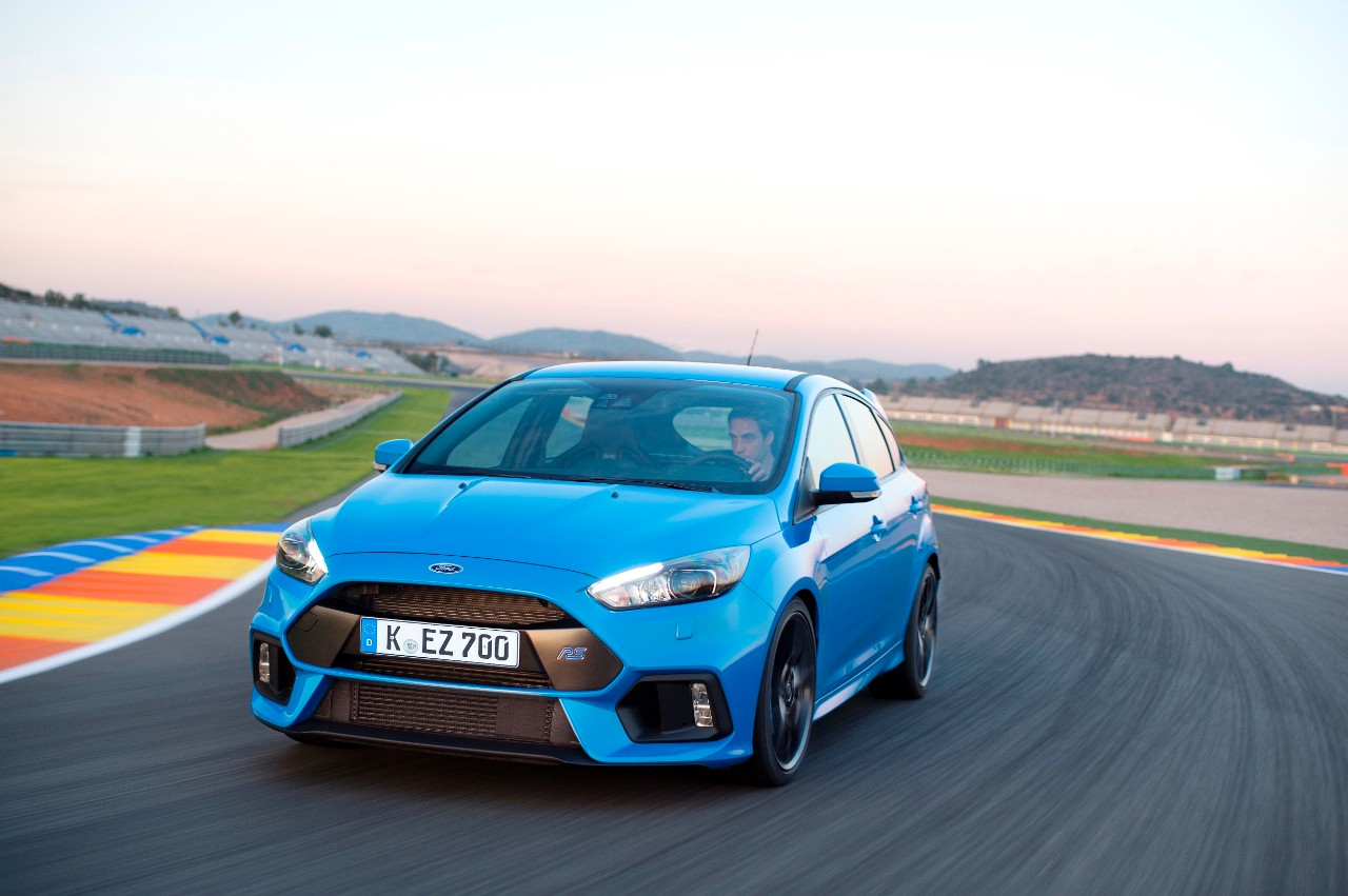 Fastest-ever RS features specially-engineered 350 PS 2.3-litre EcoBoost