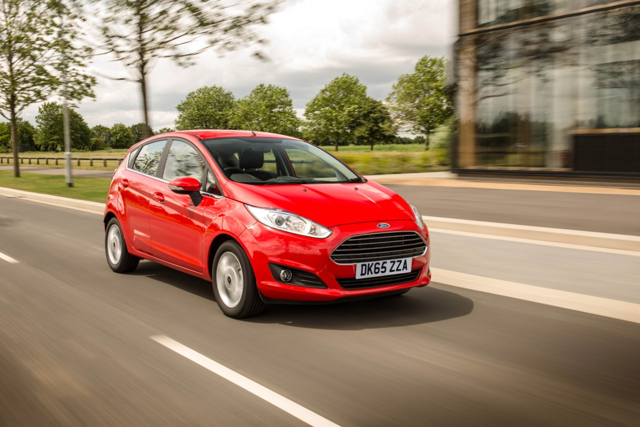 Fiesta is the UK best seller for the seventh successive year