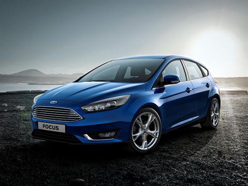 New Focus will debut Perpendicular Parking
