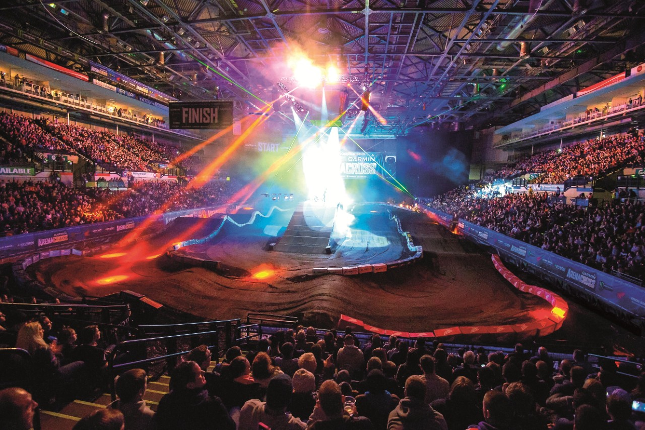 Ford announces partnership with Ford Ranger and ARENACROSS UK Tour