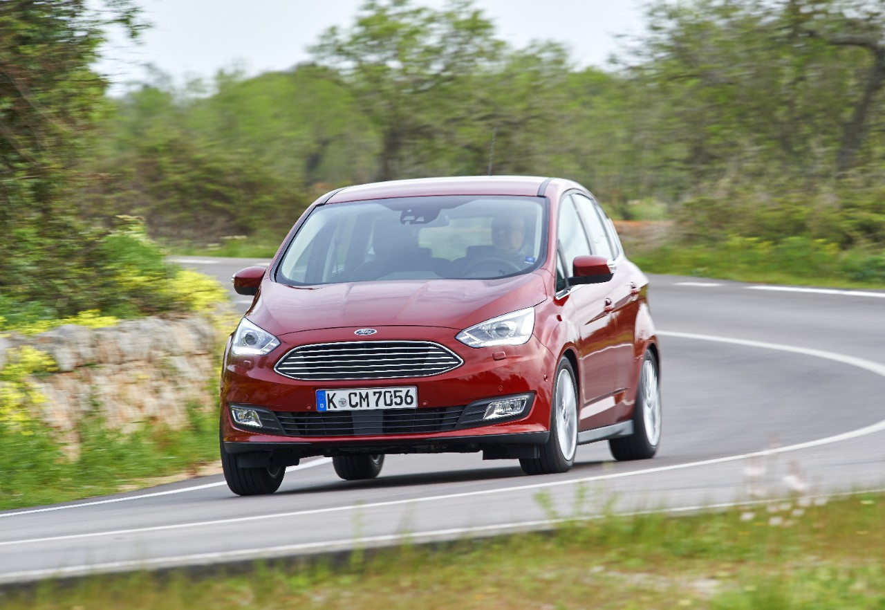 Ford C-MAX 2015-01