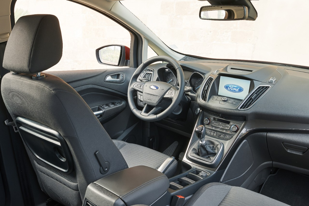 Ford C-MAX 2015-06