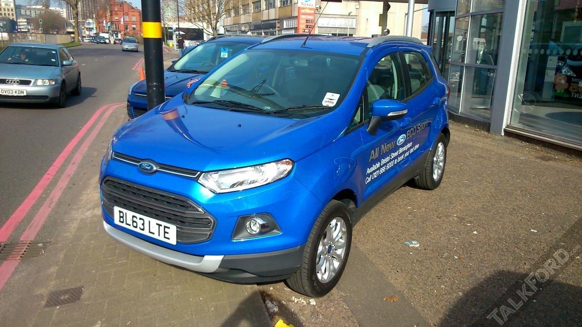 Ford EcoSport Mini-SUV