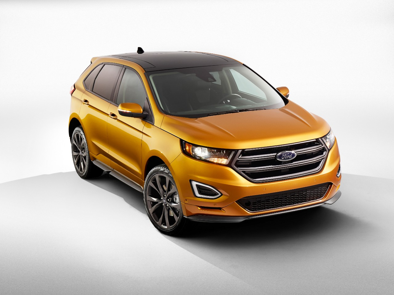 Ford Edge - Coming To Europe