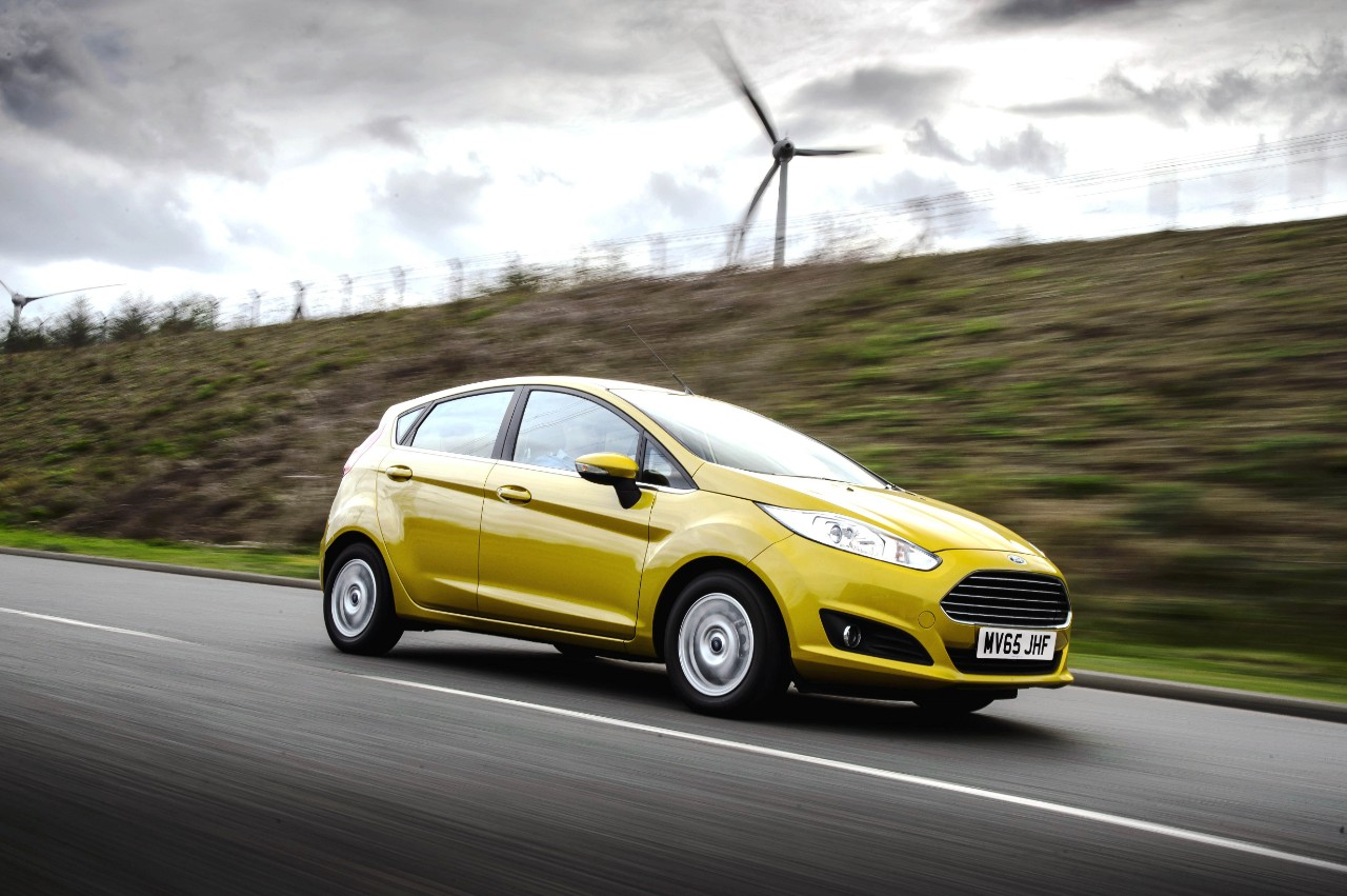 Ford Fiesta is the UK best seller