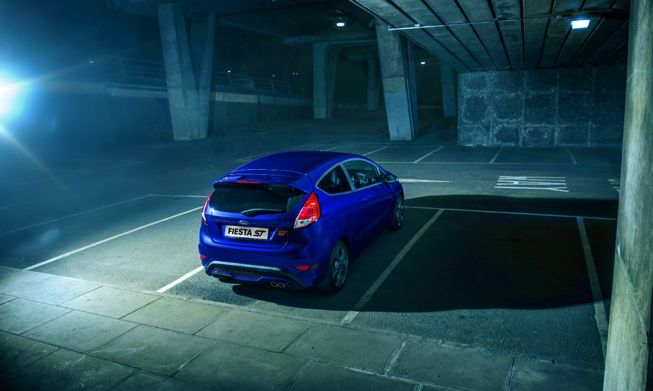 Ford Fiesta ST claims What Car Award Hat Trick-3