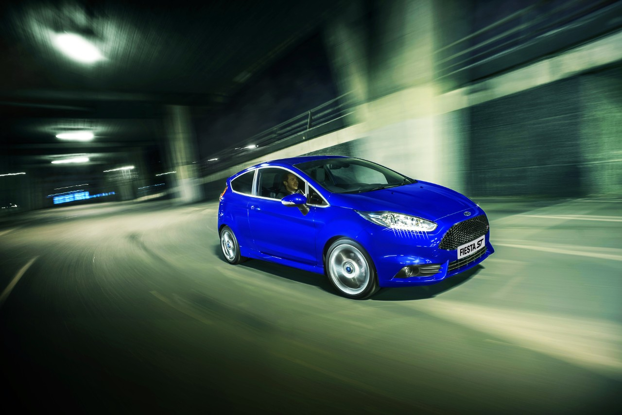 Ford Fiesta ST claims What Car Award Hat Trick-4