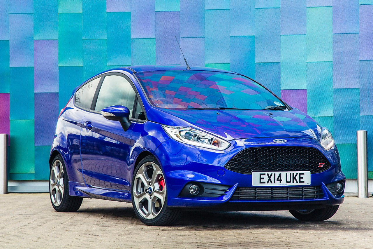 Ford Fiesta ST picks up Best Hot Hatch in the 2015 What Car Awards-1