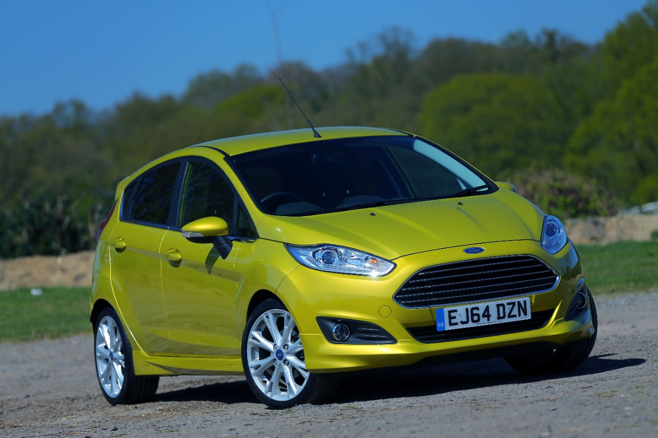 Ford Fiesta voted Most Popular Small Hatchback