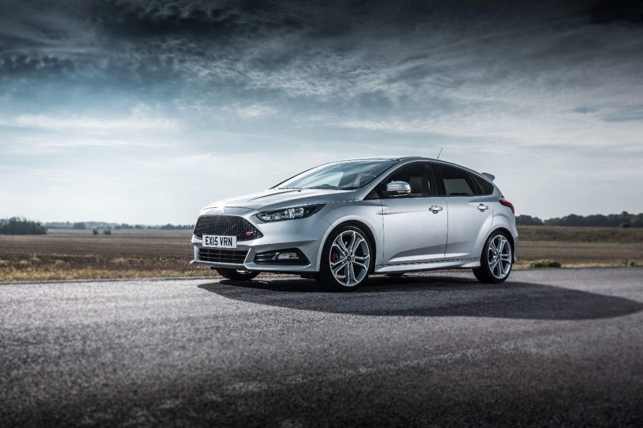 Ford Focus ST 1 (1)