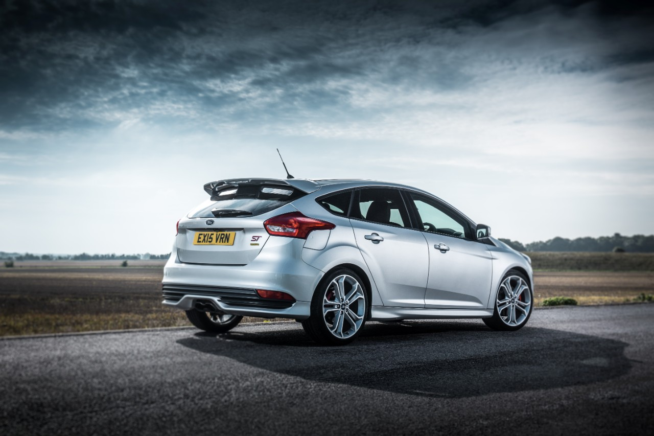 Ford Focus ST Mountune 5