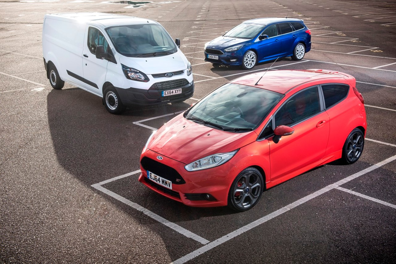 Ford is the number one UK car brand for 38 successive years