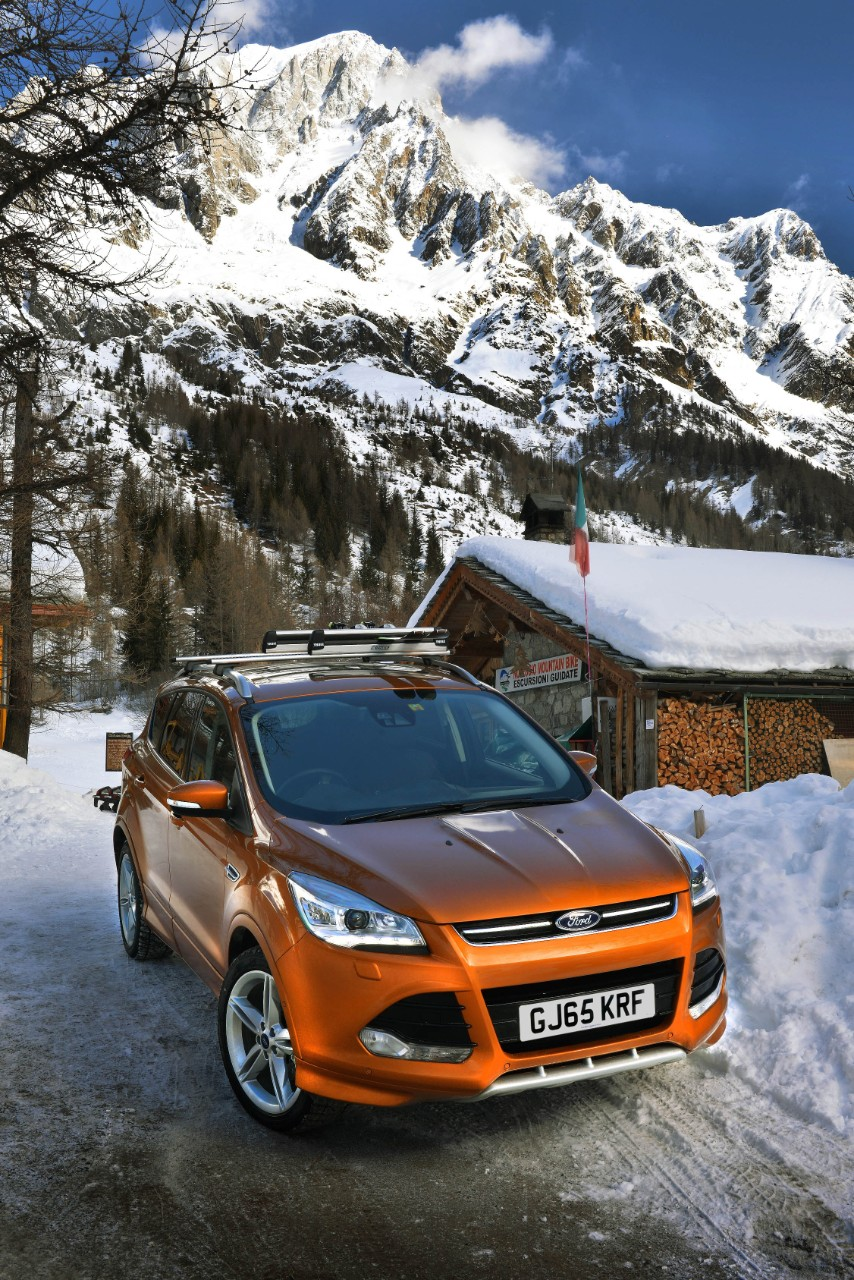 Ford Kuga sales are at the highest level since it was launched