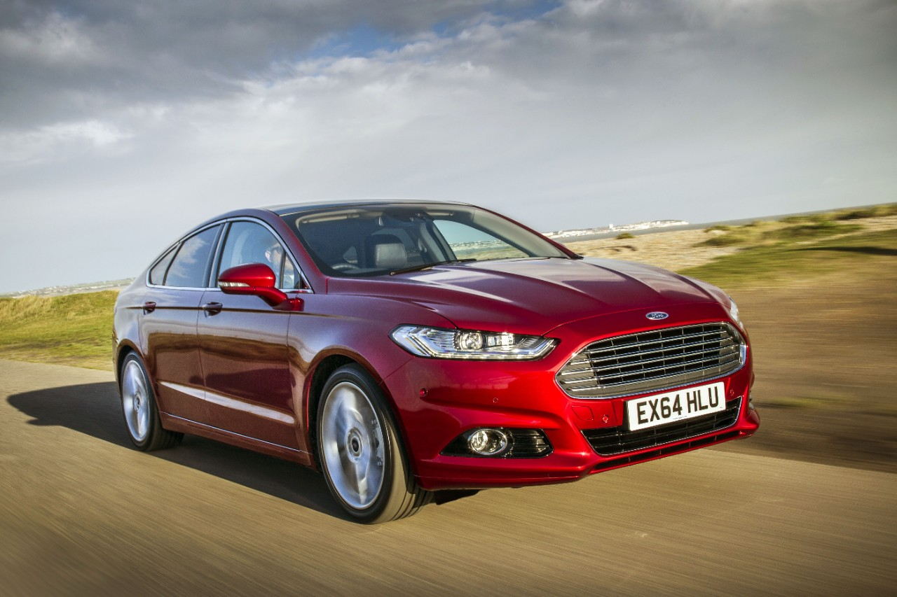 Ford Mondeo voted Car Of The Year and Most Popular Large Family Car