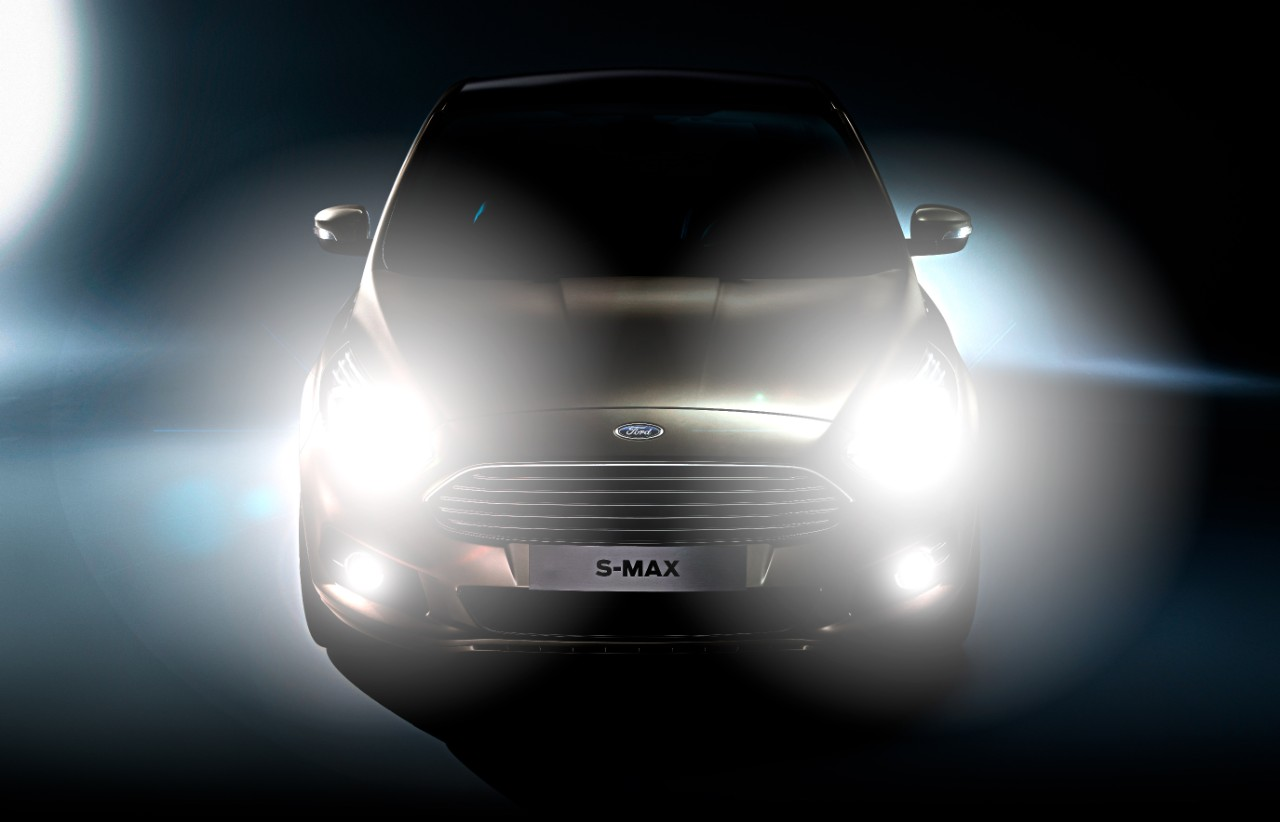 Ford S-MAX Glare-Free High-Beam story