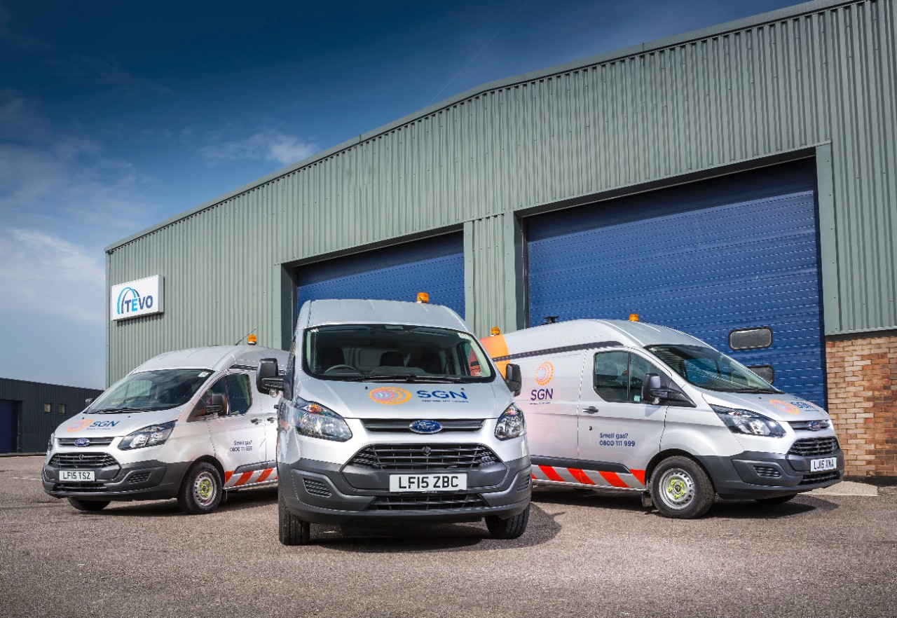Ford Supplies SGN With 189 Transit Customs