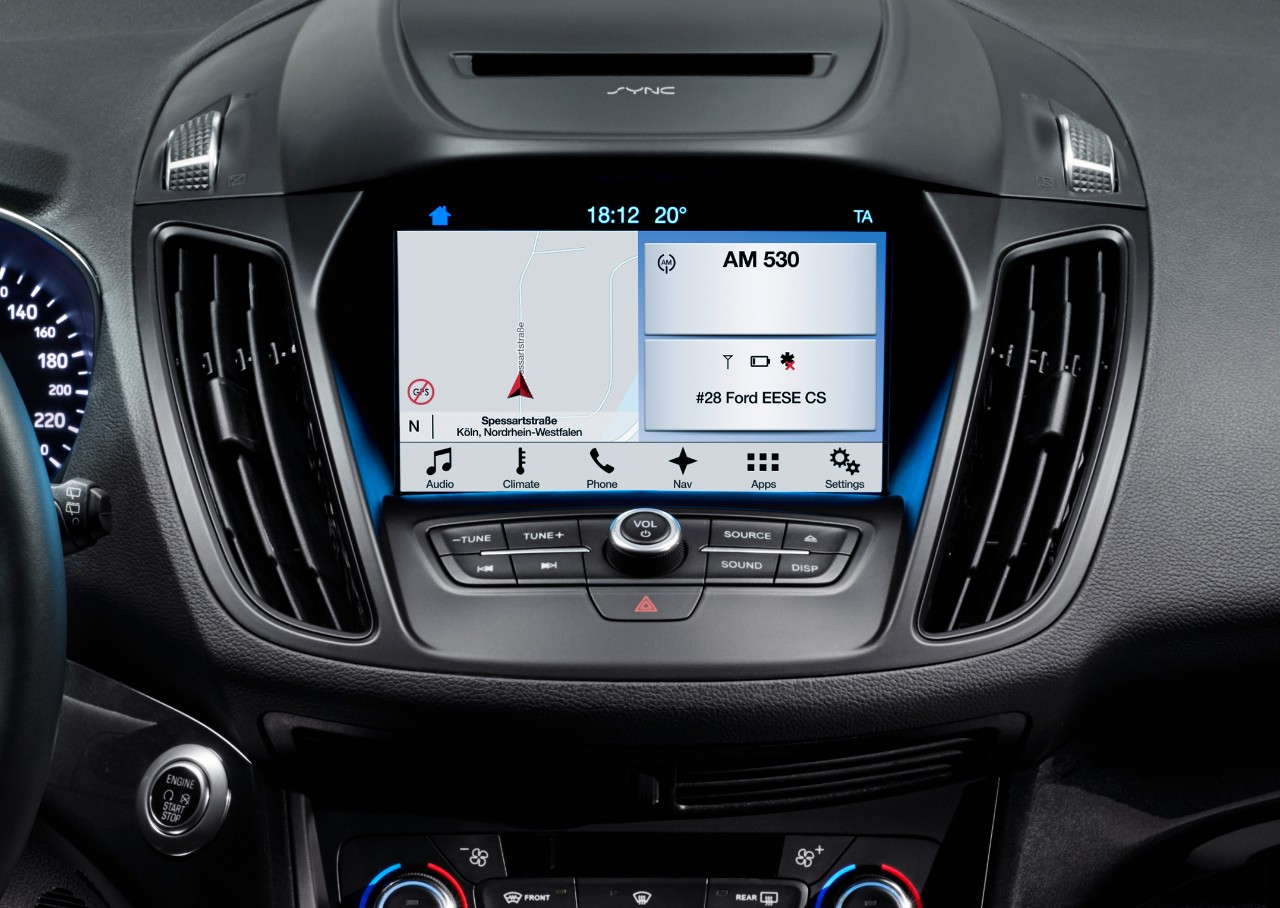 Ford2016_KugaMCA_Sync3_home_07