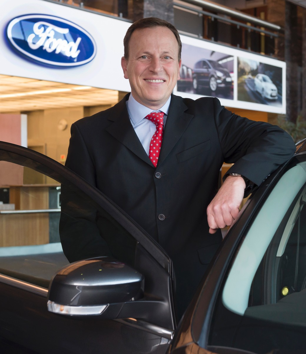 Ford's new Fleet Director Nick Themistocleus-1