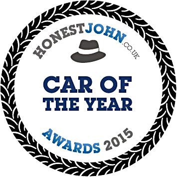 Honest John Award Car of The Year