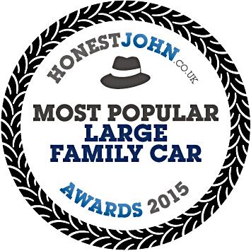 Honest John Award Family Car of The Year