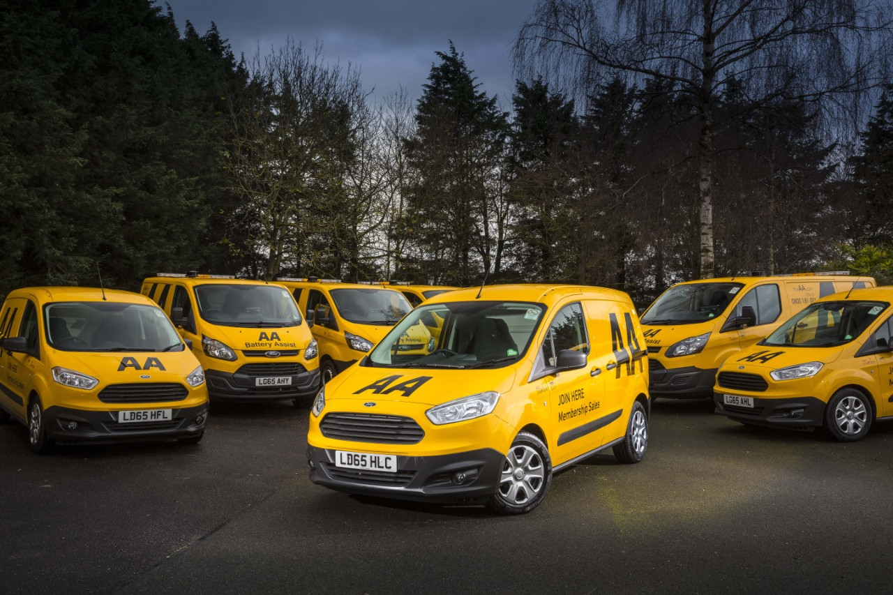 It is one of the largest orders to date for the Ford Transit Courier