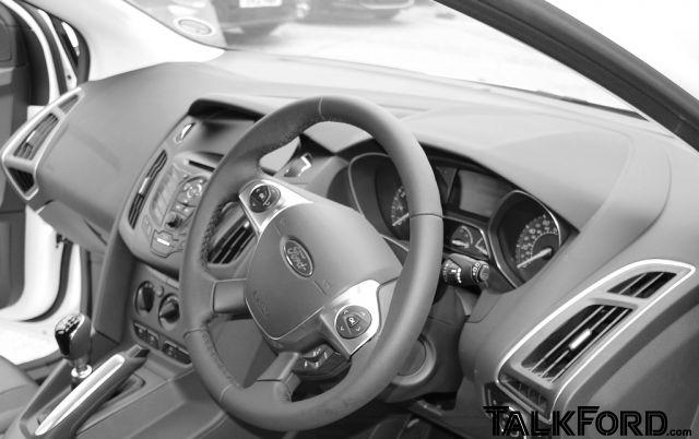 Ford Focus Mk3 Dash