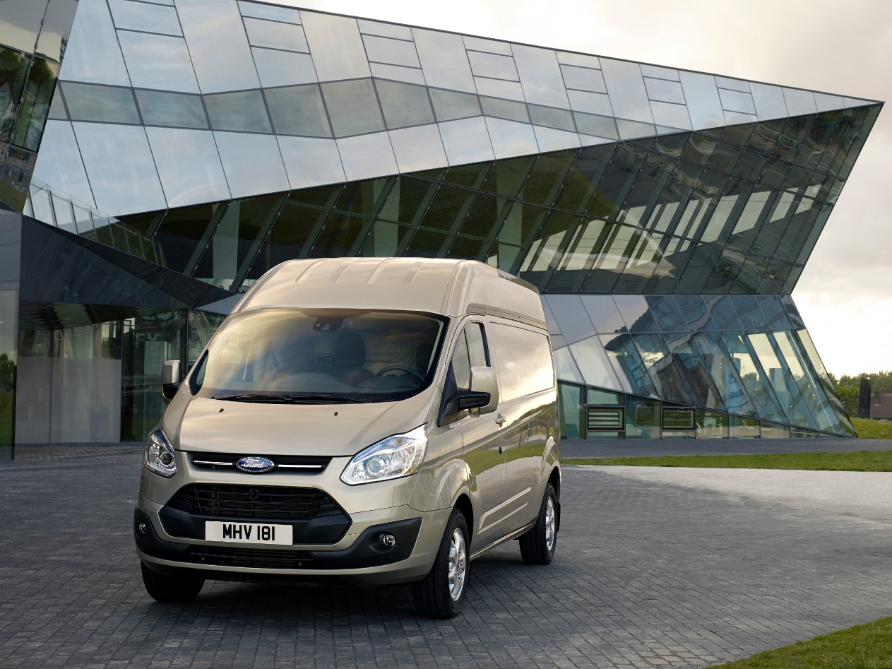 The All-New Ford Transit