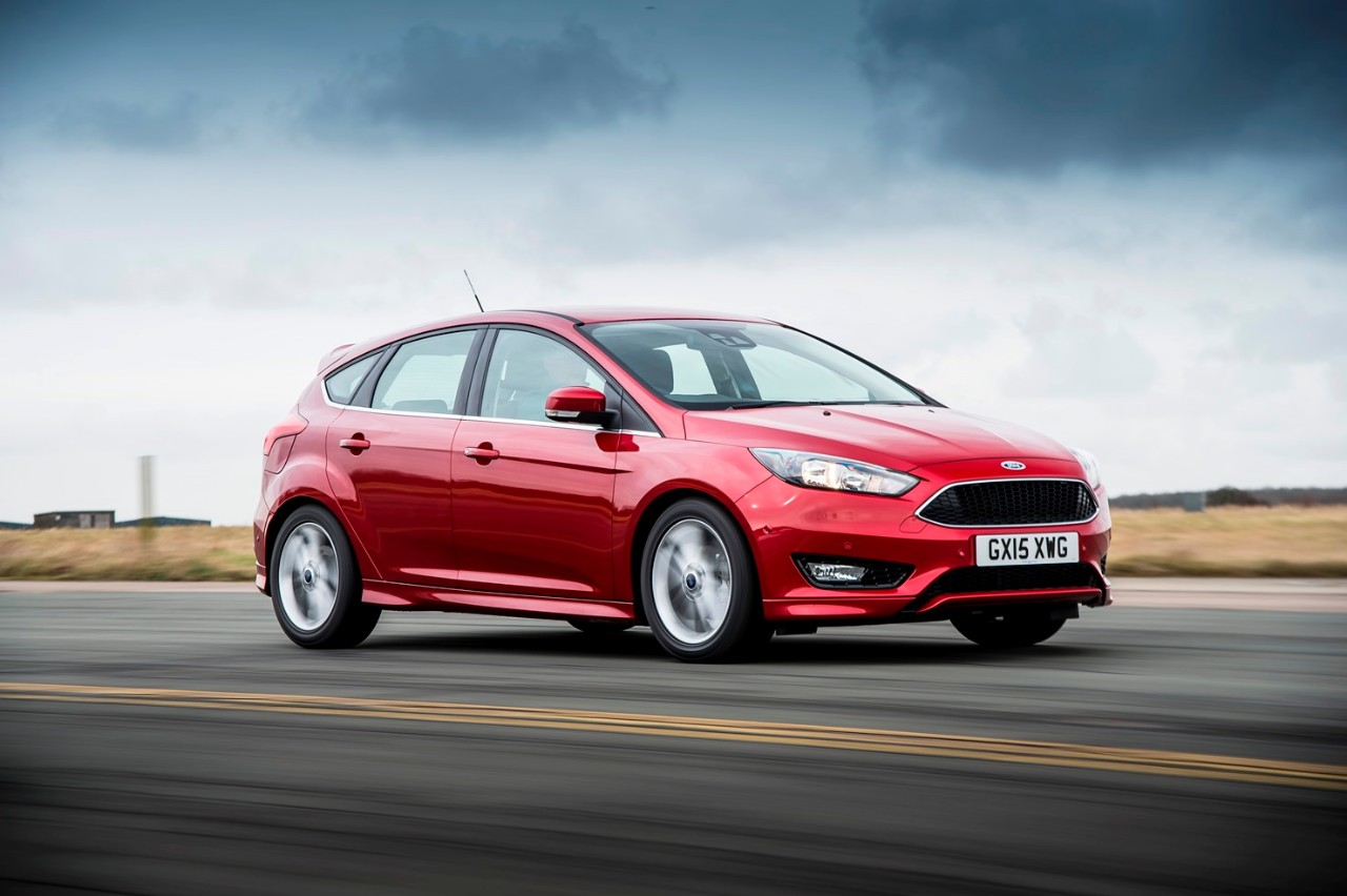 The Ford Focus was the UK's second best-selling vehicle in May