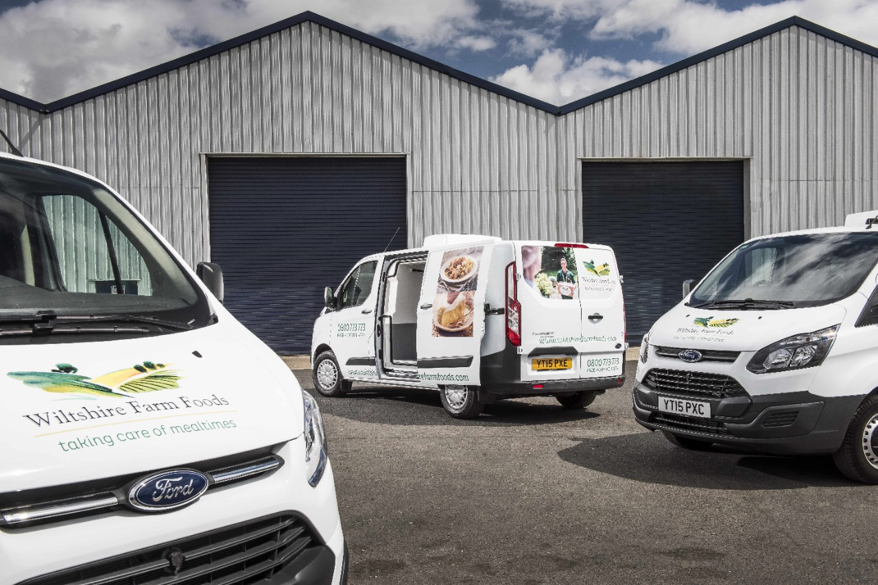 Vanfridge Ltd is a major supplier to Wiltshire Farm Foods, the market leader for frozen meal home deliveries (1)