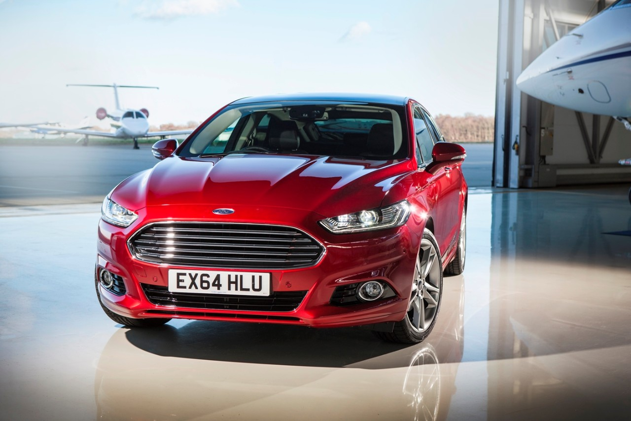 Visitors to Ford Tech Live can experience the all-new Ford Mondeo